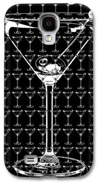 So Many Martinis So Little Time Galaxy S4 Case by Jon Neidert