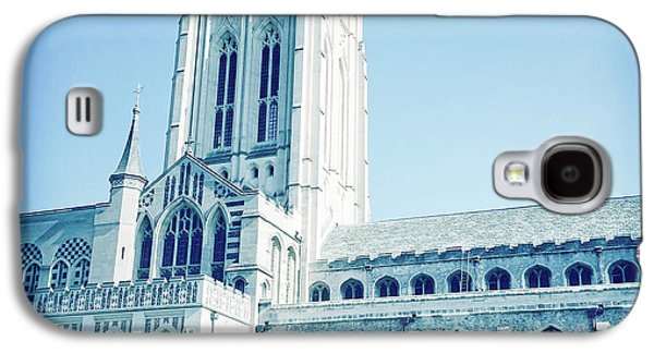 St Edmundsbury Cathedral Galaxy S4 Case by Tom Gowanlock