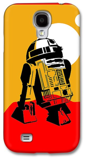 Star Wars R2-d2 Collection Galaxy S4 Case