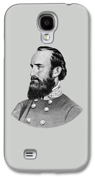 Stonewall Jackson Galaxy S4 Case
