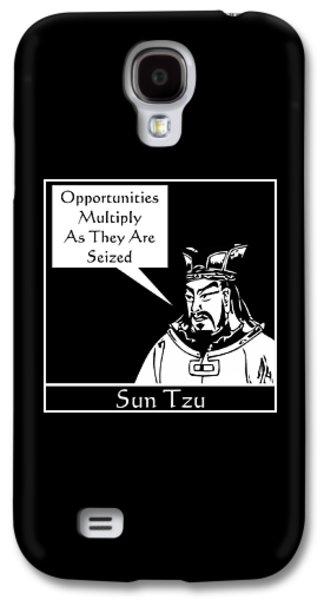 Sun Tzu Galaxy S4 Case