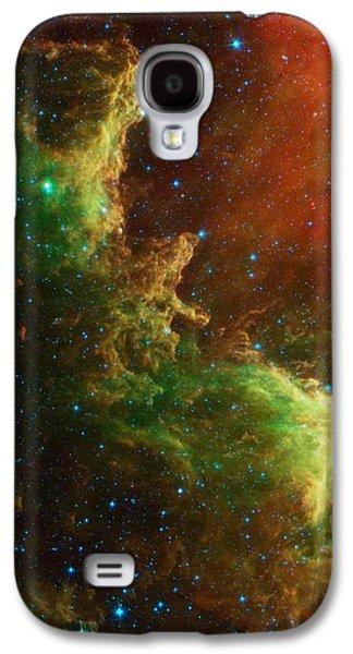 The North America Nebula Galaxy S4 Case