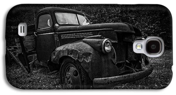 The Old Farm Truck Galaxy S4 Case