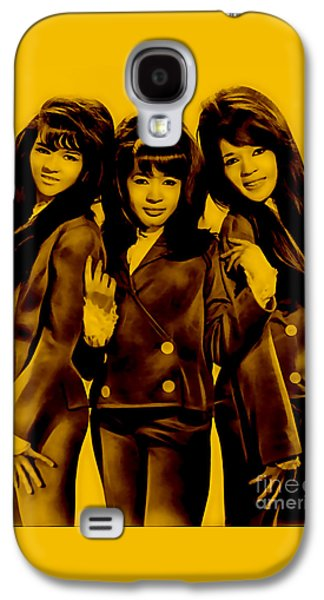 The Ronettes Collection Galaxy S4 Case