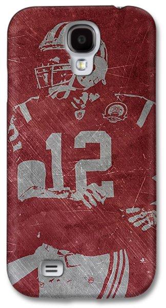 Tom Brady Patriots Galaxy S4 Case