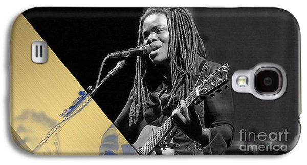 Tracy Chapman Collection Galaxy S4 Case by Marvin Blaine
