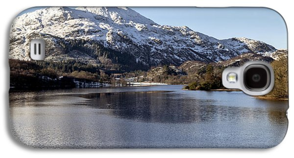 Trossachs Scenery In Scotland Galaxy S4 Case