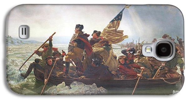 Washington Crossing The Delaware Galaxy S4 Case