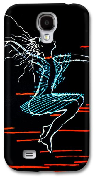 Dinka Dance - South Sudan Galaxy S4 Case