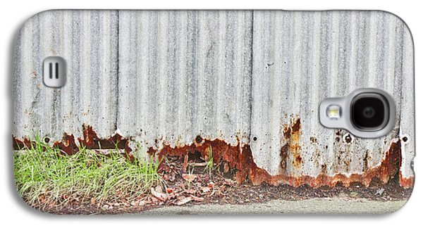 Rusty Metal Galaxy S4 Case by Tom Gowanlock