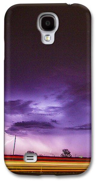 Nebraskasc Galaxy S4 Case - 6th Storm Chase 2015 by NebraskaSC