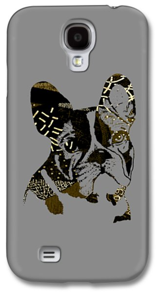 French Bulldog Collection Galaxy S4 Case by Marvin Blaine