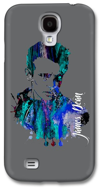 James Dean Collection Galaxy S4 Case by Marvin Blaine