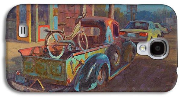 Truck Galaxy S4 Case - 38' Ford In Jerome, Az by Cody DeLong