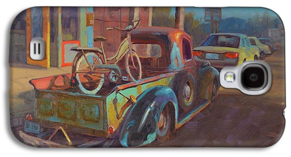 Truck Galaxy S4 Case - 38' Ford In Jerome, Az by Cody DeLong