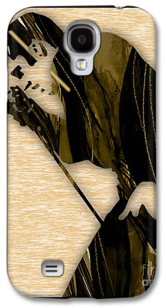 Elvis Presley Collection Galaxy S4 Case by Marvin Blaine