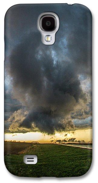 Nebraskasc Galaxy S4 Case - 3rd Storm Chase Of 2018 050 by NebraskaSC