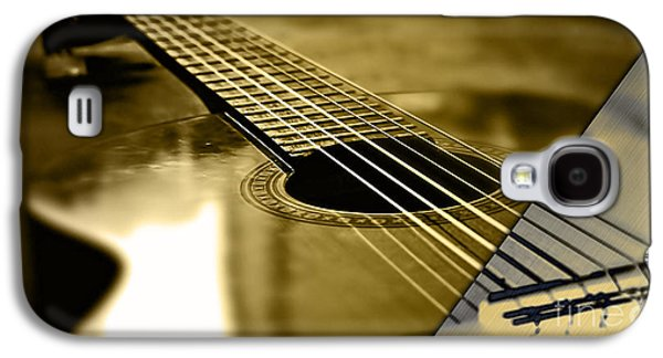 Acoustic Guitar Collection Galaxy S4 Case