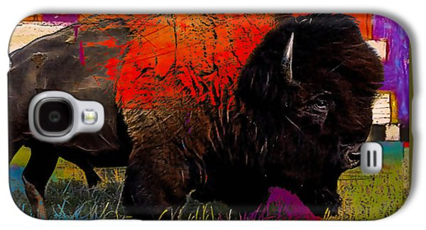 American Buffalo Collection Galaxy S4 Case