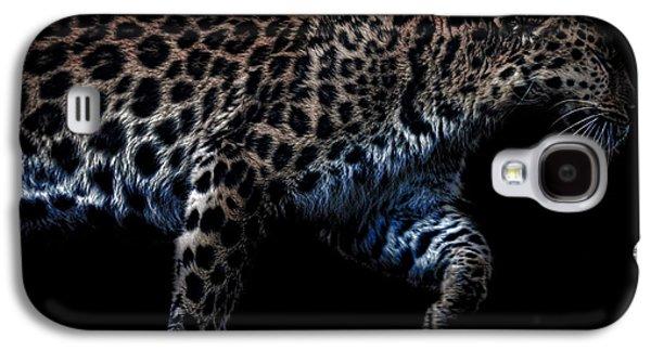 Amur Leopard Galaxy S4 Case by Martin Newman