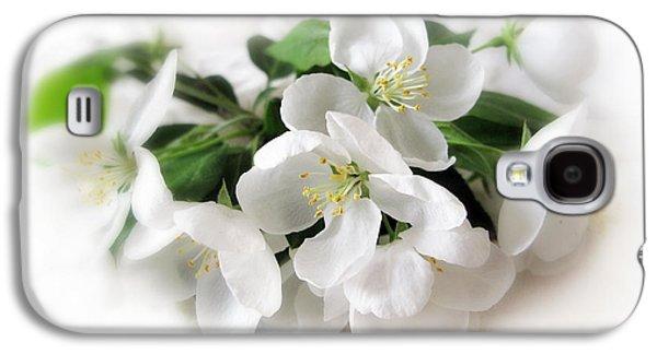 Blossom Galaxy S4 Case by Jessica Jenney