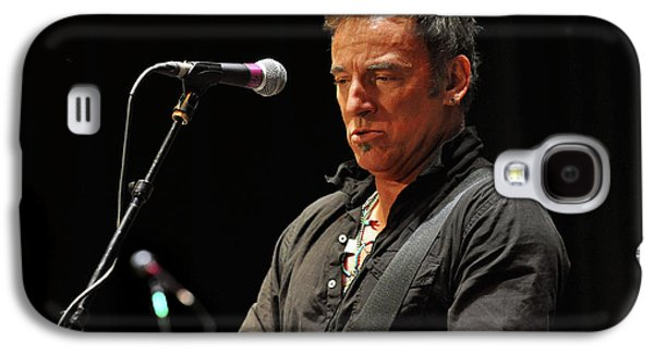 Musician Galaxy S4 Case - Bruce Springsteen by Jeff Ross