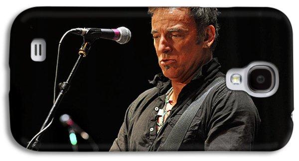 Musician Galaxy S4 Case - Bruce Springsteen by Jeff Ross