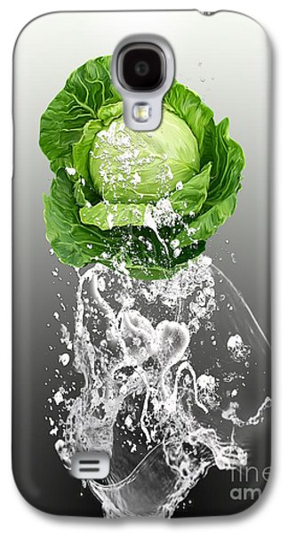 Cabbage Splash Galaxy S4 Case