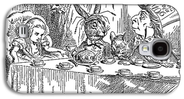 Carroll: Alice, 1865 Galaxy S4 Case by Granger