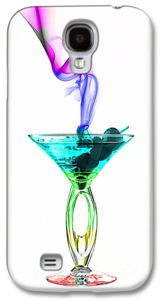 Cocktails Collection Galaxy S4 Case