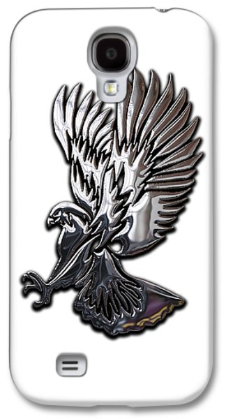 Eagle Collection Galaxy S4 Case by Marvin Blaine