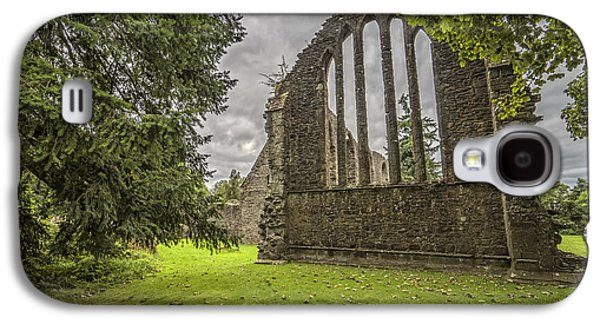 Inchmahome Priory Galaxy S4 Case by Jeremy Lavender Photography