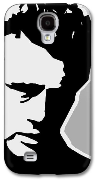 James Dean  Galaxy S4 Case by Mark Ashkenazi