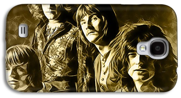 Led Zeppelin Collection Galaxy S4 Case