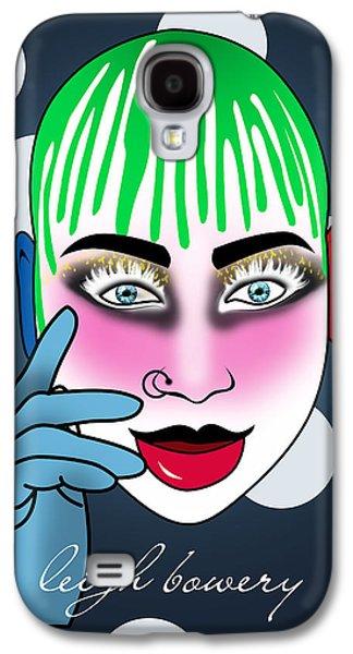 Leigh Bowery  Galaxy S4 Case by Mark Ashkenazi