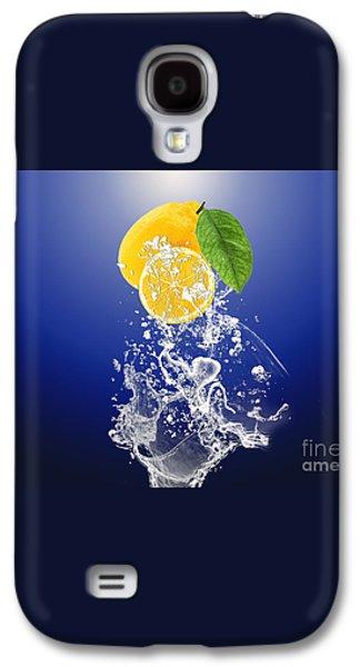Lemon Splast Galaxy S4 Case by Marvin Blaine