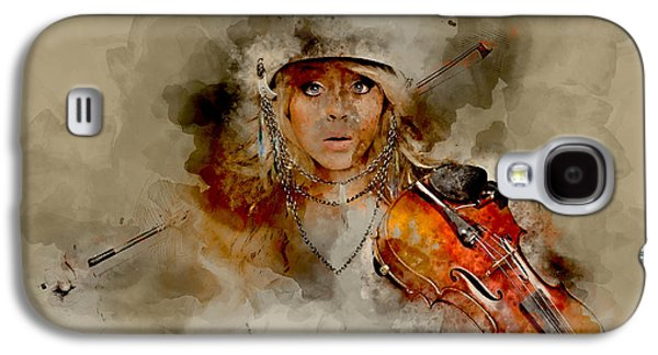 Lindsey Stirling Galaxy S4 Case