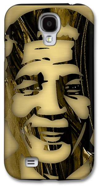Nelson Mandela Collection Galaxy S4 Case by Marvin Blaine