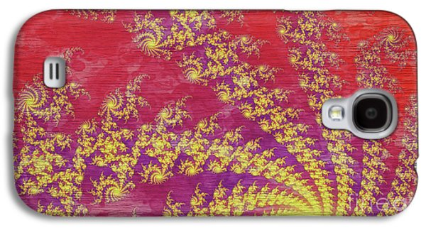 Patterns Of Life By Rt Galaxy S4 Case