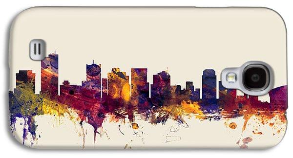 Phoenix Arizona Skyline Galaxy S4 Case