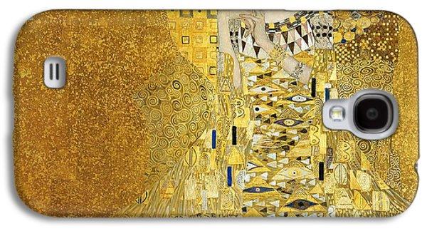 Portrait Of Adele Bloch-bauer I Galaxy S4 Case by Gustav Klimt