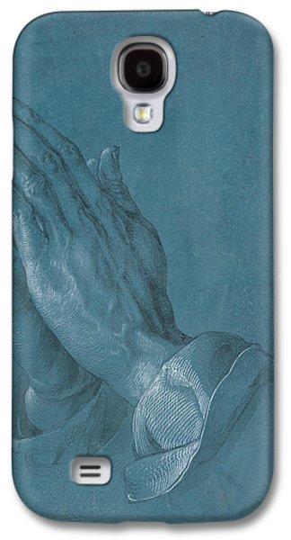 Praying Hands Galaxy S4 Case