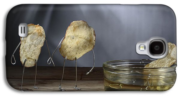 Simple Things - Potatoes Galaxy S4 Case by Nailia Schwarz