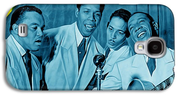 The Ink Spots Collection Galaxy S4 Case