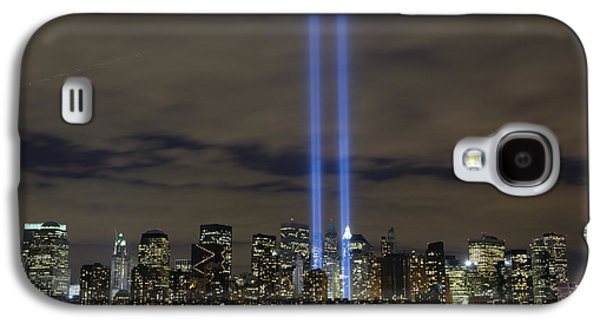 The Tribute In Light Memorial Galaxy S4 Case