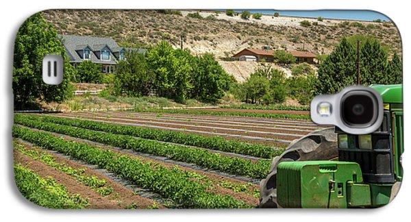 Urban Farming Galaxy S4 Case by Jon Manjeot