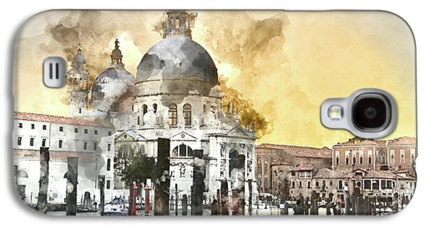 Venice Italy Galaxy S4 Case