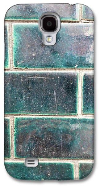 Wall Tiles Galaxy S4 Case by Tom Gowanlock