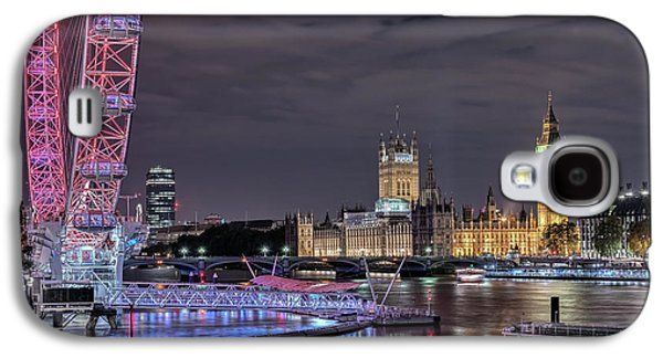 Westminster - London Galaxy S4 Case by Joana Kruse