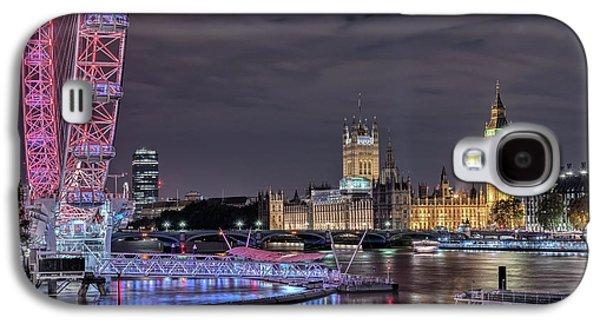 Westminster - London Galaxy S4 Case by Joana Kruse